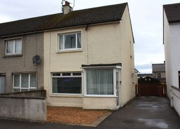 Thumbnail 2 bed terraced house for sale in Muirfield Road, New Elgin, Elgin