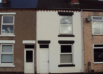 Thumbnail 2 bed terraced house to rent in King Street, Clowne, Chesterfield