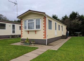 Thumbnail 2 bed mobile/park home for sale in Harrow Mobile Home Park, Coven