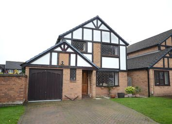 Thumbnail 4 bedroom detached house for sale in Chaucer Way, Wokingham, Berkshire