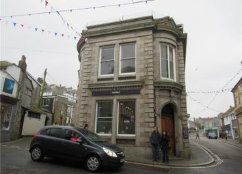 Thumbnail Retail premises for sale in Rbs - Former, Tregenna Hill, St. Ives, Cornwall, UK