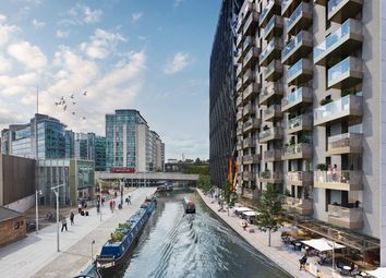 Thumbnail 2 bedroom flat for sale in Canalside Walk, Paddington