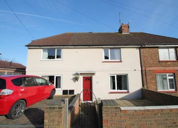 Thumbnail 4 bed semi-detached house for sale in Stapley Road, Hove, East Sussex