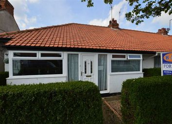 Thumbnail 2 bedroom terraced bungalow for sale in Stanley Avenue, Hornsea, East Yorkshire