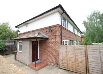 Thumbnail 2 bed maisonette to rent in Bushey Hall Road, Bushey