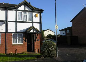 Thumbnail 2 bedroom end terrace house to rent in Railton Jones Close, Stoke Gifford, Bristol