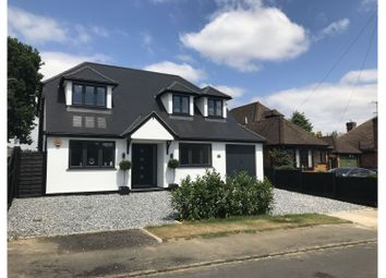 Thumbnail 4 bed detached house for sale in Howard Crescent, Seer Green