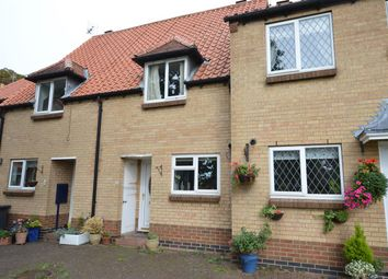 Thumbnail 2 bed terraced house for sale in The Paddock, Sleaford