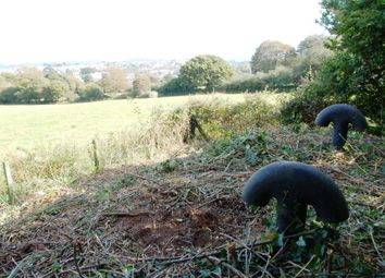 Land for sale in Nr Hillhead Road, Kergilliack, Falmouth, Cornwall TR11