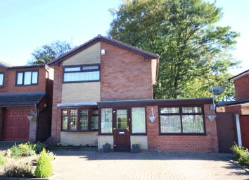 Thumbnail 4 bed detached house for sale in Lawnswood, Castleton, Rochdale