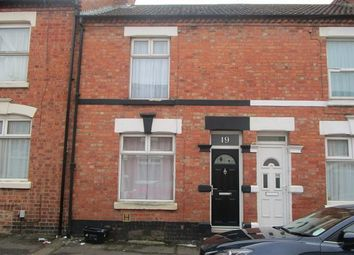 Thumbnail 2 bed terraced house to rent in Baker Street, Northampton