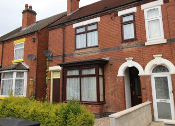 Thumbnail 4 bed terraced house for sale in Belvedere Road, Burton-On-Trent