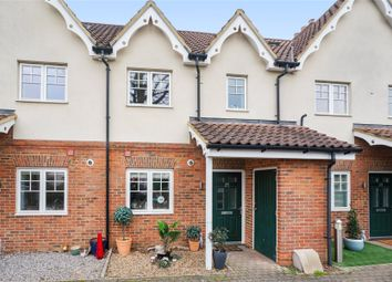 Thumbnail 4 bed terraced house for sale in Slade Road, Ottershaw, Chertsey, Surrey