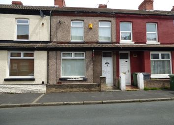 Thumbnail 3 bed terraced house for sale in Ingleby Road, New Ferry, Wirral