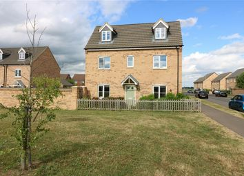 Thumbnail 4 bed detached house for sale in Kingsgate, Market Deeping, Lincolnshire