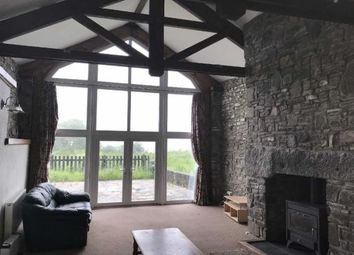 Thumbnail 6 bed barn conversion to rent in Dan Y Quarry Barn, Five Roads, Llanelli