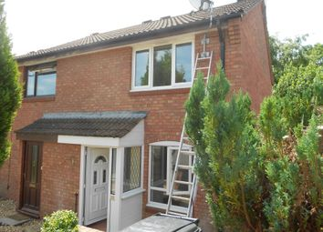 Thumbnail 2 bed end terrace house to rent in Constable Close, Yeovil