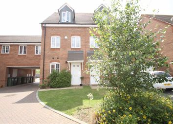 Thumbnail 3 bedroom town house for sale in Bryan Budd Close, Rowley Regis