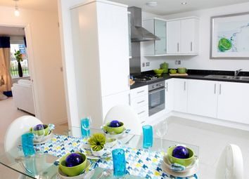 Thumbnail 3 bed semi-detached house for sale in Chequers Road, Tharston, Norwich