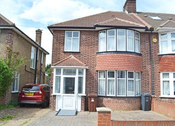 Thumbnail 3 bed semi-detached house for sale in Bassett Gardens, Osterley, Isleworth