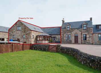Thumbnail 4 bed farmhouse for sale in Boydstone Road, Lochwinnoch, Renfrewshire