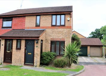 Thumbnail 3 bed semi-detached house to rent in Southlands, Chineham, Basingstoke