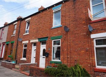 Thumbnail 2 bed terraced house for sale in Crummock Street, Carlisle