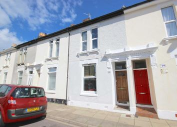 Thumbnail 4 bed terraced house to rent in Norman Road, Southsea