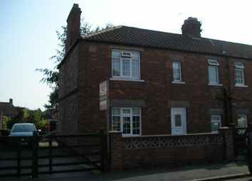 Thumbnail 3 bed terraced house to rent in Burke Road, Malton