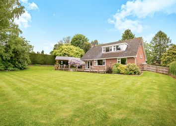 Thumbnail 4 bed detached house for sale in Hampton Road, Oswestry