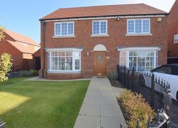 Thumbnail 5 bed detached house for sale in Harris Close, Newton Leys, Milton Keynes