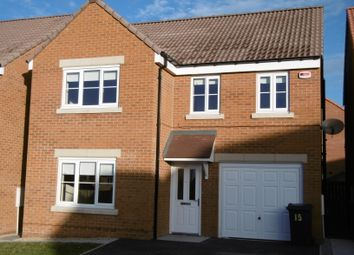 Thumbnail 4 bedroom detached house to rent in Willow Tree Way, Wickersley