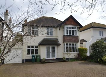Thumbnail 4 bed detached house for sale in The Avenue, Lower Sunbury, Surrey