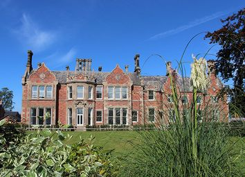 Thumbnail 2 bed flat for sale in Backford Hall Chester, Cheshire