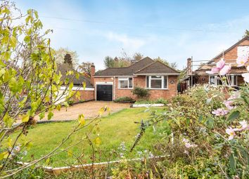 West Valley Road, Hemel Hempstead HP3. 3 bed detached bungalow for sale