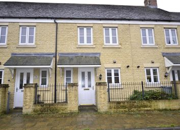 Thumbnail Terraced house to rent in Waterford Road, Witney, Oxfordshire