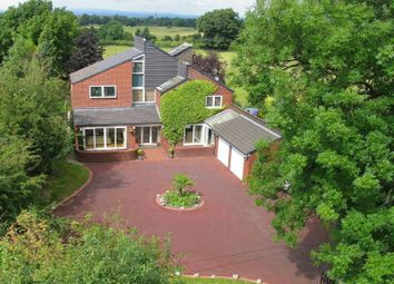 Thumbnail 5 bed detached house to rent in Shay Lane, Hale Barns, Altrincham