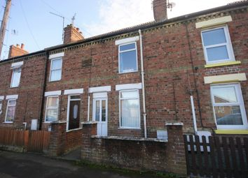 Thumbnail 2 bed terraced house to rent in St. Johns Road, Spalding