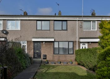 Thumbnail 3 bed terraced house for sale in The Gables, Widdrington, Northumberland