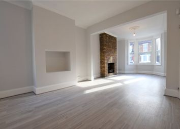 Thumbnail 2 bed terraced house to rent in Crowther Road, London