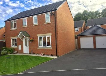 Thumbnail 3 bed detached house for sale in Hartley Green Gardens, Billinge
