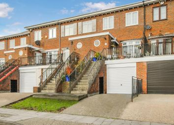 Thumbnail 3 bedroom town house for sale in Lantern Close, Wembley