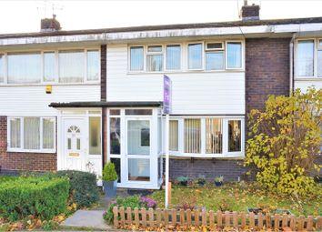 Thumbnail 3 bedroom terraced house for sale in Markhams Chase, Basildon