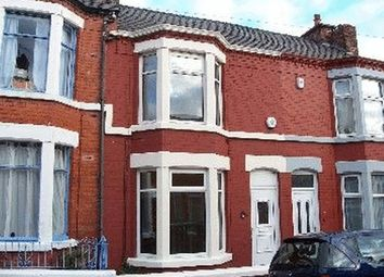Thumbnail 2 bed terraced house to rent in Briardale Road, Mossley Hill, Liverpool