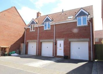 Thumbnail 1 bed detached house for sale in Rosemary Crescent, The Village Quarter, Portishead, North Somerset