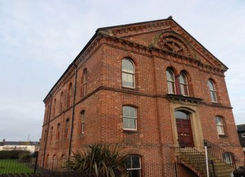 Thumbnail 2 bed flat to rent in St. Hilda Crescent, The Headland, Hartlepool