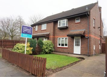 Thumbnail 3 bed semi-detached house to rent in Rosedale Drive, Nottingham