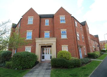 Thumbnail 2 bed flat for sale in Faulkner Drive, Bletchley