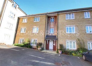 Thumbnail 2 bed flat for sale in Dove House Meadow, Great Cornard, Sudbury