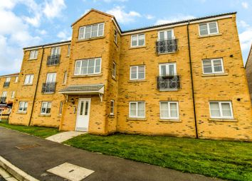 Thumbnail 2 bed flat for sale in 24 Rose Court, Selby